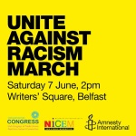 Unite against racism march