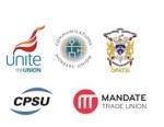 Five Unions logos