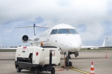 Bombardier plane