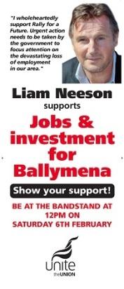 Ballymena Liam Neeson resized