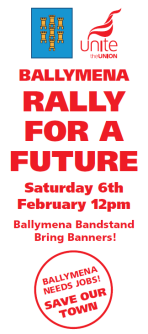 Rally for a future!