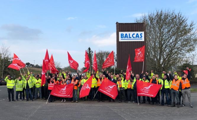 Balcas celebration